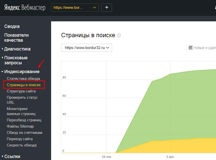 Как сделать индексацию всего сайта на яндекс появляется реклама в интернете