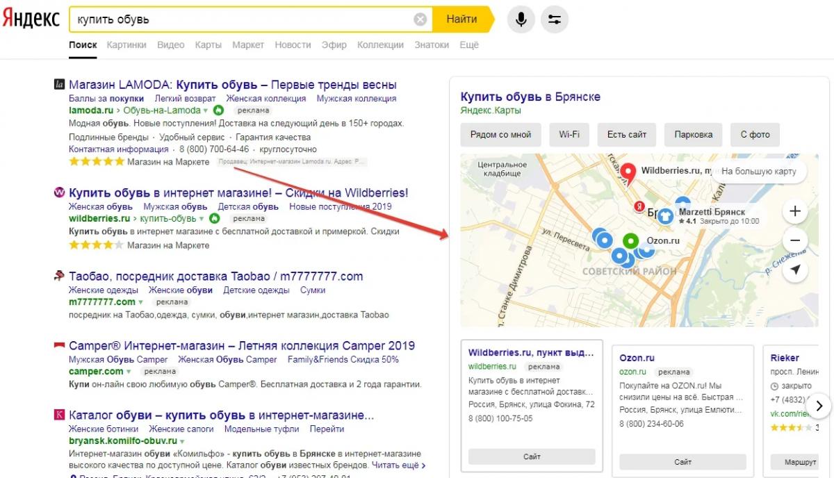 Как яндекс каталог помогает в продвижении продвижение сайтов курсы в москве